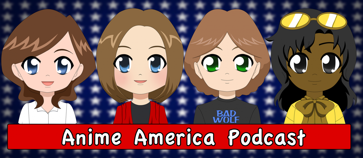 Anime America Podcast Site!